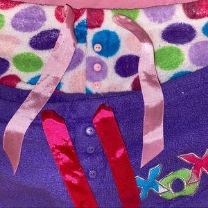 K&C Intimates & Sleepwear - Fuzzy Pajama Shorts